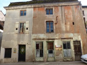 Property for sale in France (Tournus)