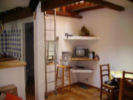 Two- and three-room appartment on ground floor near the Cap Brun beach