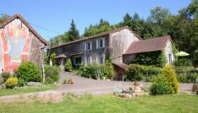 Renovated former mill with rural guest house, 2 kms from La Clayette