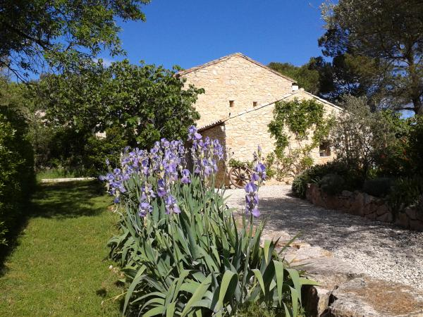 charming former sheepfold of the XVIIth century with guest apartment