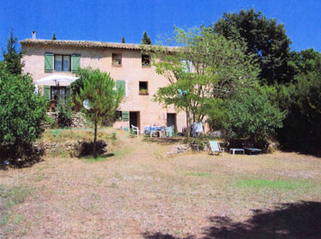 Old Bastide, Provence farmhouse