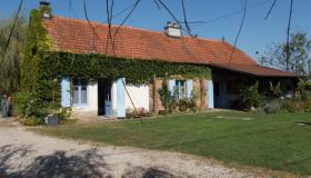 Beautiful Bressan Farmhouse in South Burgundy