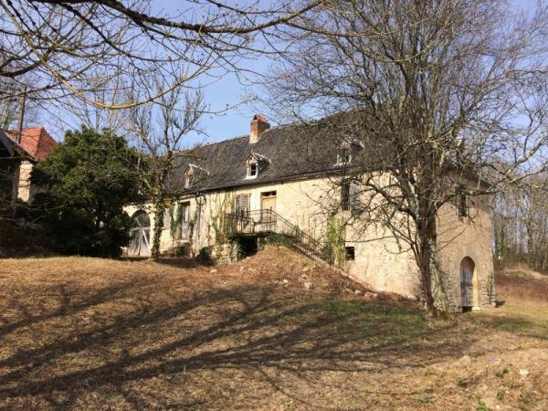 Beautiful Limousin Farmhouse and Outbuildings