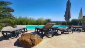 Beautiful Villa with swimming pool in Corsica