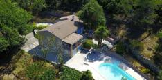 Charming Provençal villa with pool and wine cellar on a natural domain of over 8,000 sq. m (9,568 sq. yards).