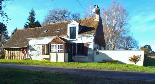 Charming Farmhouse close to the Loire Chateaux