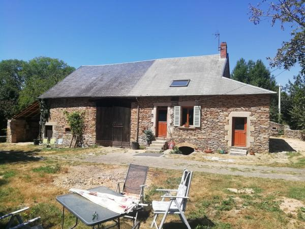 Stone farmhouse with lots of character