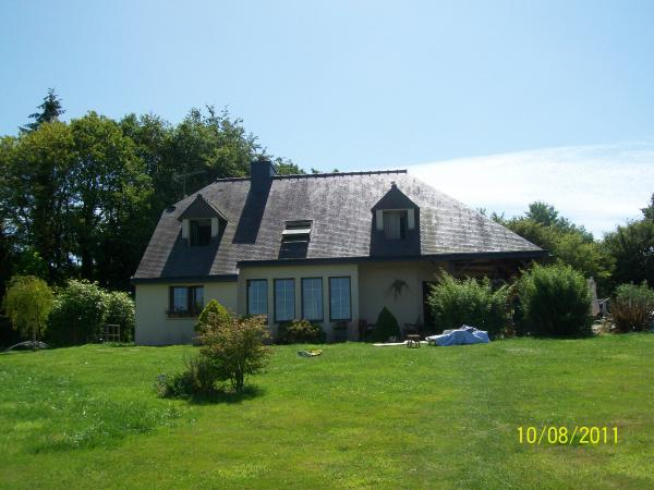 New house in the middle of Brittany