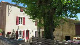 Characteristic renovated village house with gîtes for sale in South East France