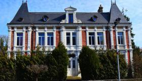 for sale in northern France a country house from the XIXth century - fully restored
