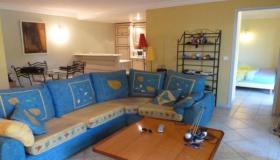 Great apartment within secure private complex with pool and parking