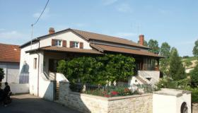 For sale Guest house South Burgundy 15km south of Tournus