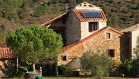 Fully remodeled mansion for sale in Hérault nearby Olargues