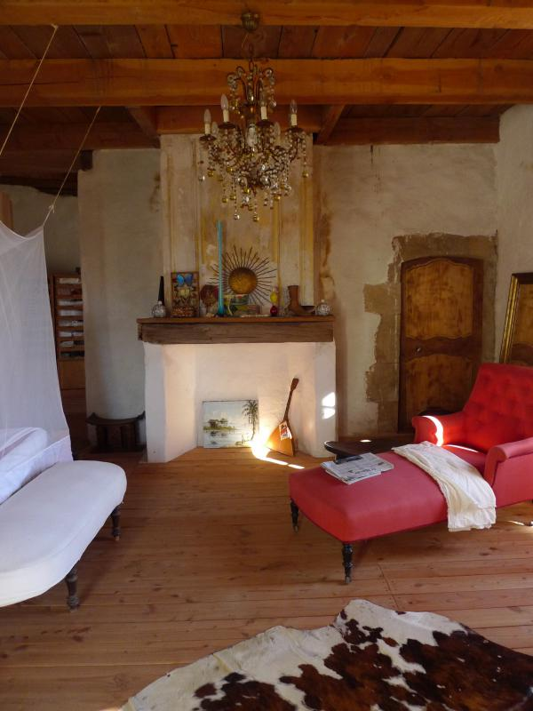 ... Splendid 17th Century House In South France For Sale With Gite And Barn  In Very Quiet ...