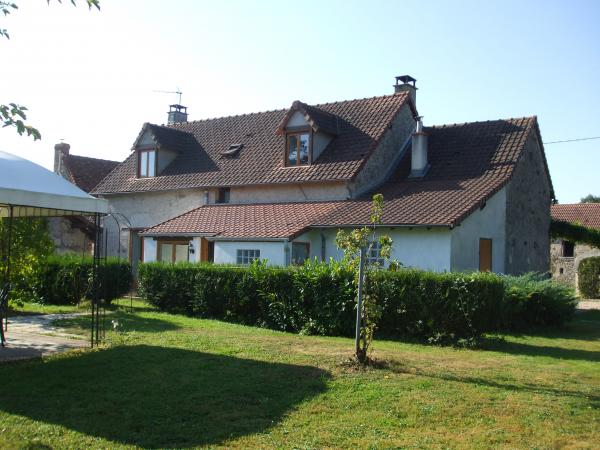 Rural house with gite business and heated pool
