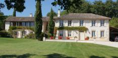 Country estate (20 ha) for sale in Southern France