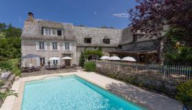 Fabulous holiday park in France for sale in the Aveyron