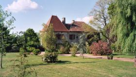 "Stylish Manor House with character on up to 9.3 ha in the heart of the national park of ""Périgord Limousin"""