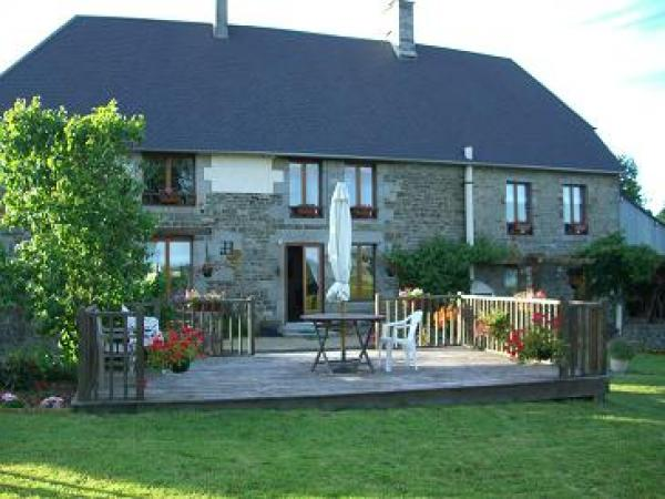 Stunning fully restored Normandy farmhouse with rental potential