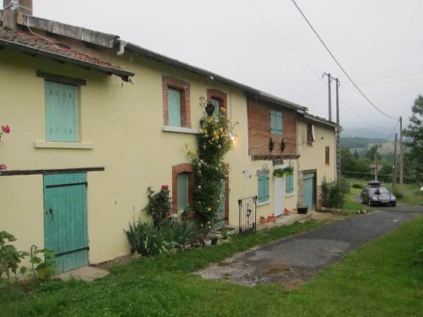 Toad Hall - Large renovated Auvergne Farm House
