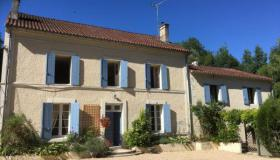 Traditional French family home with five gîtes and swimming pool. Lifestyle & income in one!