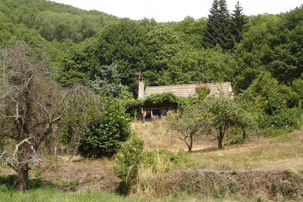 Holiday house for sale in France with stunning views near Prouilhe (Courniou)