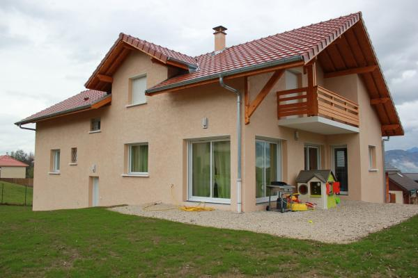 Villa of 2011 with 10 rooms including 5 bedrooms with garden