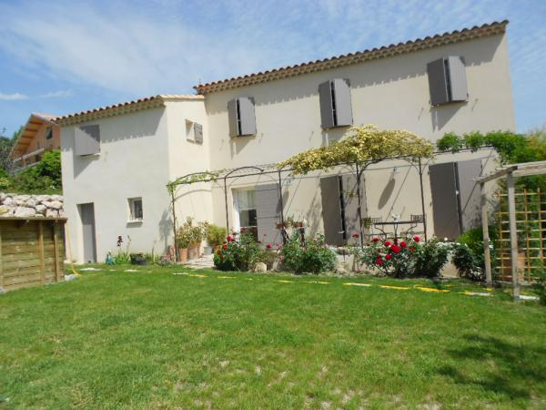 Villa T5 with all comfort at the foot of the Ventoux