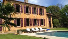 Former school for sale in Aquitaine, converted into a running B&B in les Landes - ready to go