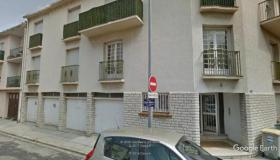 Well aired 104m2 apartment in Perpignan