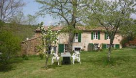 House with gite, bed and breakfast and mini camping for sale in Aude (South of France)