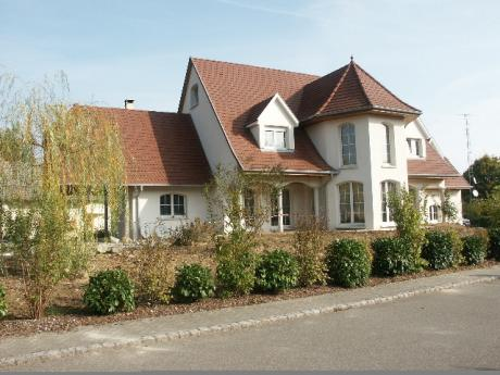 Beautiful villa in Blotzheim