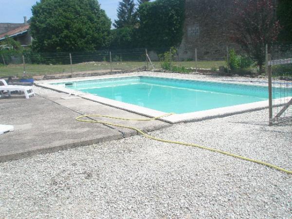 Vendre 2 maisons et piscine chauff e - Prix piscine chauffee ...
