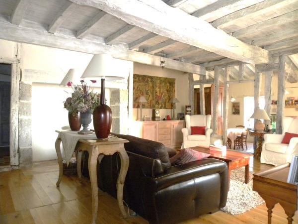 Vendre corps de ferme enti rement r nov e avec 2 maisons et 2 piscines - Interieur ferme renovee ...