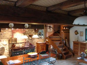 vendre ferme bressane colombages enti rement r nov e. Black Bedroom Furniture Sets. Home Design Ideas