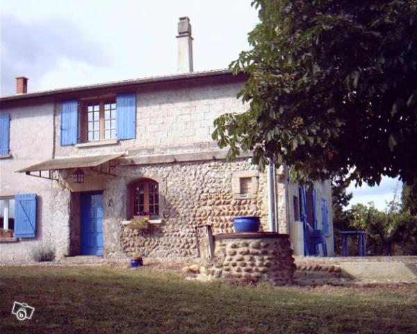 Maison dans la drome des collines ventana blog for Maison drome