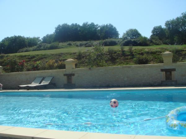 Vendre maison 6 pi ces avec grande piscine sur 6 ha for Prix piscine 12x6