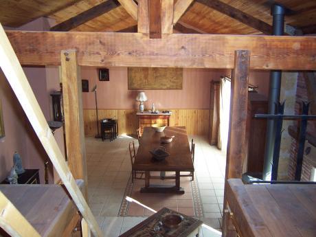 Vendre maison girondine proche st emilion for Agrandissement maison 12m2