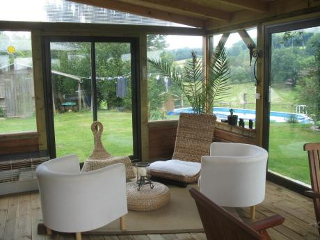 Vendre maison sur un hectare en pleine nature for Maison en pleine nature