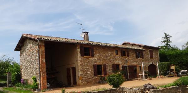 Vendre maison typique beaujolaise en pierre doree sur - Salon de l habitat villefranche sur saone ...