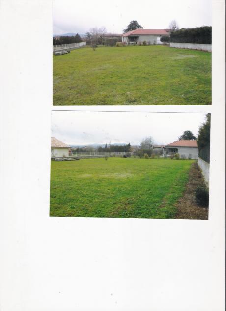 Vendre terrain constructible hors lotissement for Piscine hors sol zone non constructible