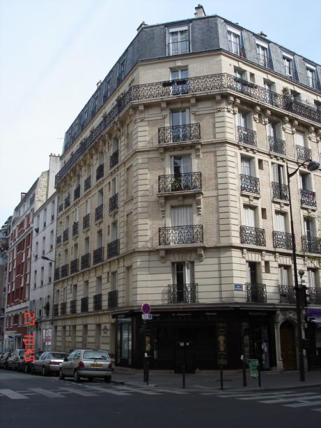 te koop appartement in parijs 75013 van 104 m nabij bnf. Black Bedroom Furniture Sets. Home Design Ideas