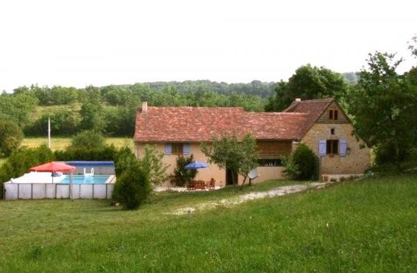 Te koop goed verhuurbare boerderijwoning cottage te koop in zuid oost frankrijk met gite en - Zwembad cottage ...