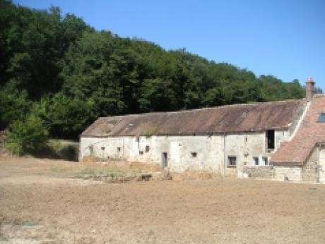 Te koop modern oud huis plus te renoveren boerderij