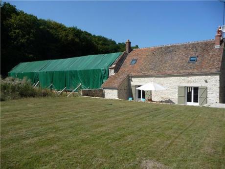 Te koop modern oud huis plus te renoveren boerderij for Te renoveren huis te koop