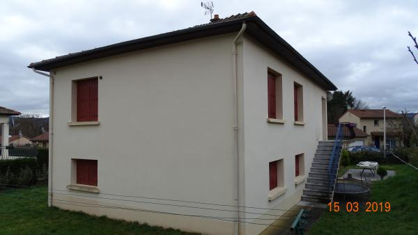 Traditioneel huis in Auvergne