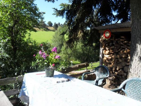 Te koop mooie oude natuurstenen boerderij met terras tuin en prachtig uitzicht - Hoe dicht terras ...