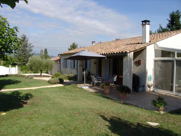 Te koop provencaalse bungalow te koop met zwembad en garage for Te koop inbouw zwembad