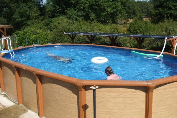 Te koop plattelandshuis te koop in aquitaine met gite for Zwembad intex te koop